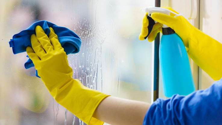 Cleaning Your Home's Windows — The Right Way