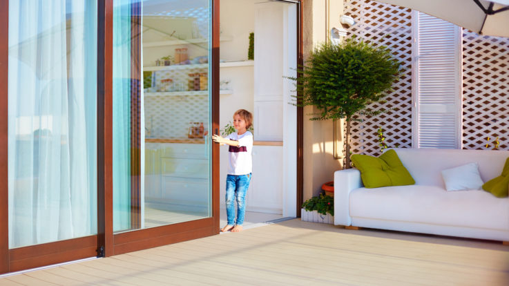 The Many Functional and Aesthetic Benefits of Sliding Glass Doors