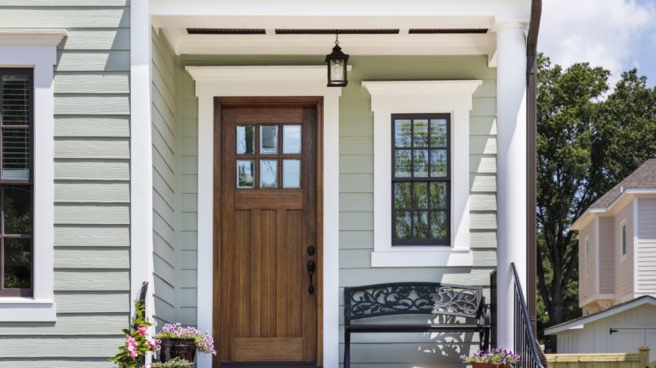How A Door Replacement Can Help Your Home